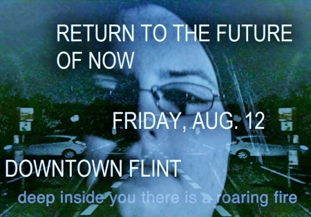Return to the Future of Now Flyer