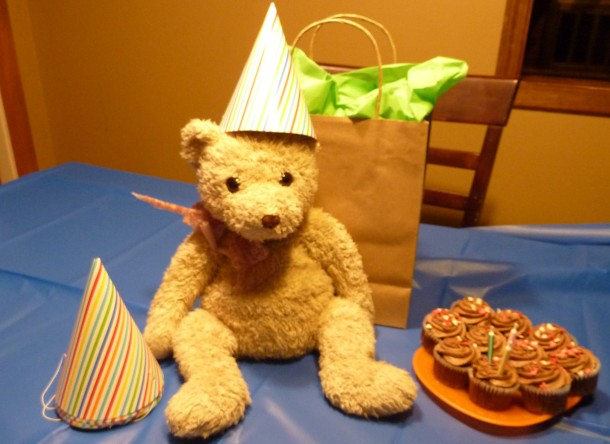 Teddy Bear Birthday Party