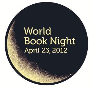 World Book Night 2012 logo
